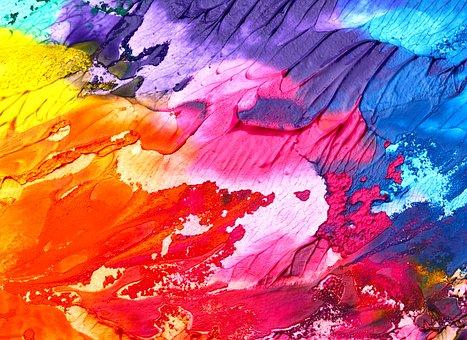 Taches peinture
